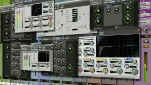 Mixing with Pro Tools plug-ins