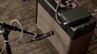 Recording Electric Guitar Amp