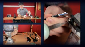Soldering an XLR Cable
