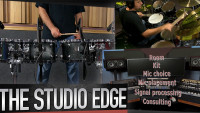 Studio Edge: Part 1 - Anatomy of a Drum Kit