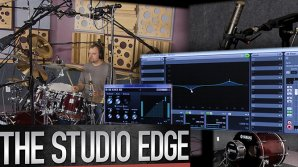 Studio Edge: Part 3 - Mic Placement for Drums