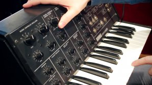Synth 101 - Oscillators & Filters