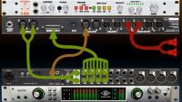 Universal Audio Apollo & Dangerous D-Box Combo