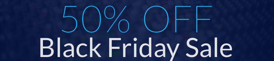 pureMix Black Friday Sale! 50% off pureMix Pro Memberships with access to every tutorial video, mixing contest and more!
