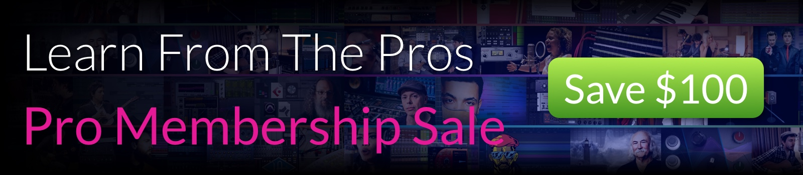 pureMix Fall Sale - Save $100 on Pro Memberships and get everything pureMix has to offer!
