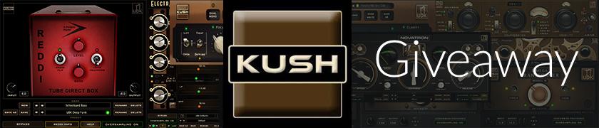 Kush Audio Giveaway