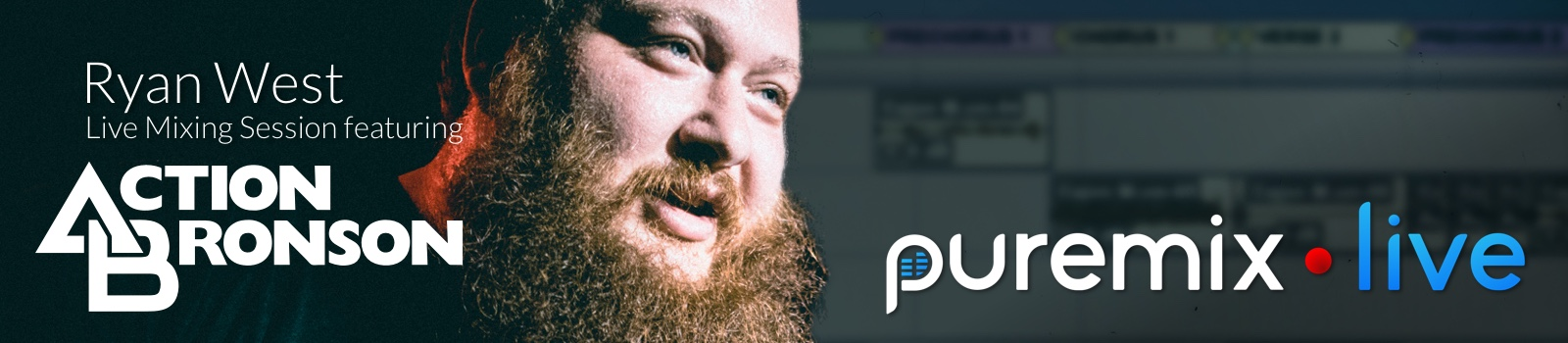 PRO MEMBERS ONLY - Ryan West Mixing Action Bronson on pureMix.Live